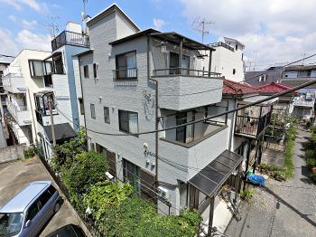 ぺんき屋美装 町田 外壁塗装、屋根塗装